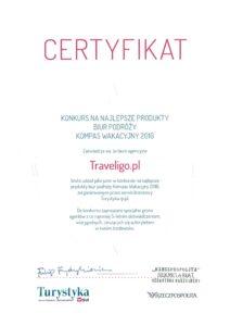 Traveligo - biuro podróży