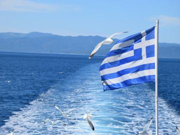 Skiathos, Grecja, wakacje