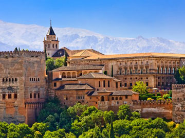 Andaluzja na wakacje
