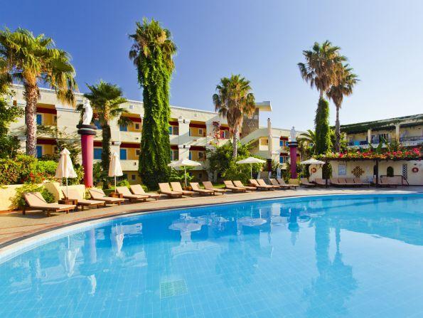 Hotel Apollon, Kos, Grecja