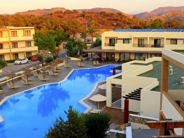Hotel Labranda Miraluna Village, RodosHotel Labranda Miraluna Village, Rodos
