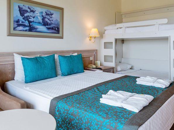 Hotel Miarosa Ghazal Resort, Kemer, Turcja