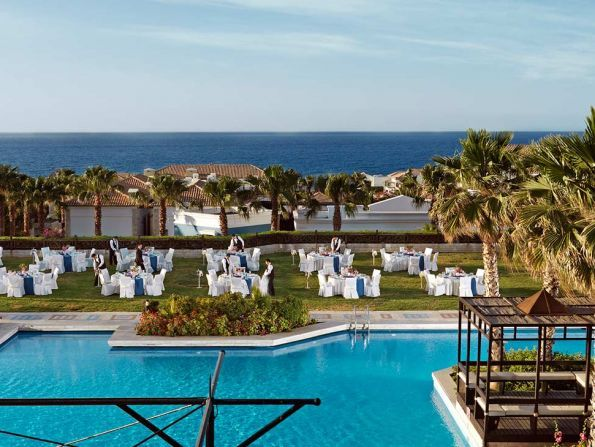 Hotel Aldemar Royal Mare, Kreta, biuro Rainbow Tours