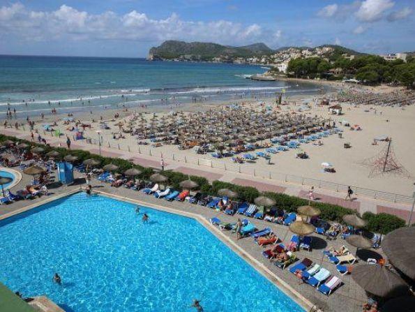 Hotel Beverly Playa, Majorka