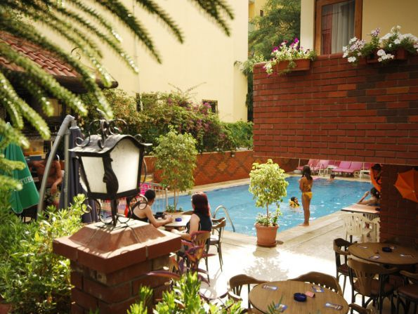 Hotel Bilkay, Alanya, Turcja