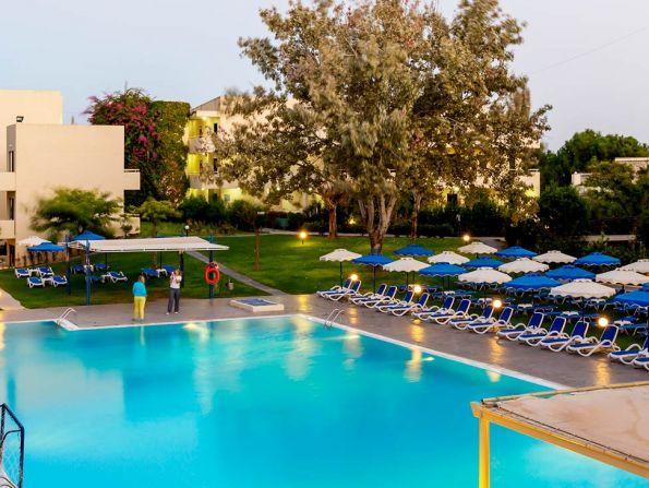 Hotel Dessole Lippia Golf Resort, Rodos, biuro podróży Rainbow Tours