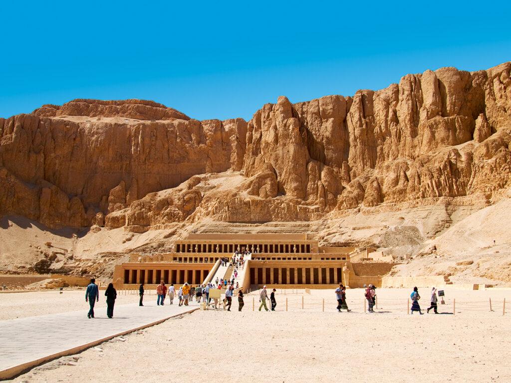 Abu Simbel, Egipt