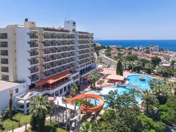 Hotel Palmin, Kusadasi, Turcja