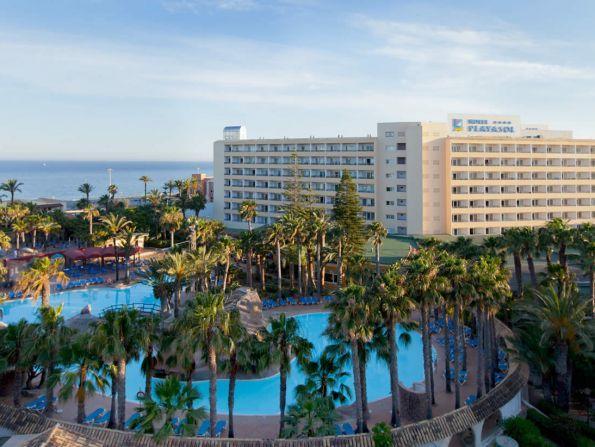 Hotel Playasol SPA, Costa del Sol, Hiszpania
