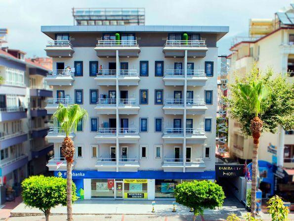 Hotel Hotel Ramira City, Alanya, Turcja