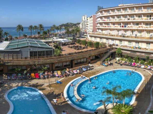 Hotel Rosamar, Costa Brava, Hiszpania