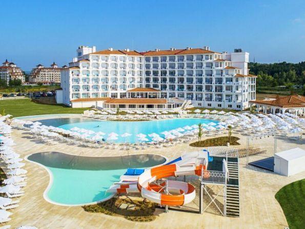Hotel Sunrise Blue Magic, Bułgaria, Biuro podróży Rainbow Tours