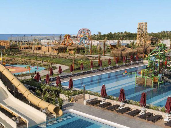 Hotel Aska Lara, Antalya, Turcja