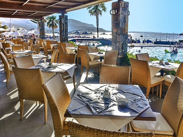 Hotel Dessole Malia Beach, Kreta