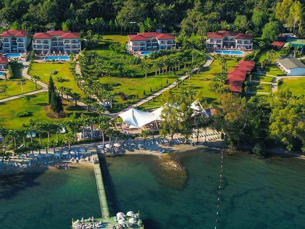 Hotel Fortezza Beach Resort, Marmaris, Turcja
