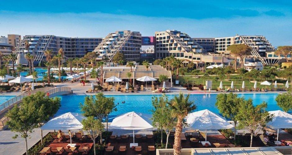 Hotel Susesi Luxury Resort, Belek, Turcja