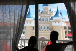 hotel Bahia Principe Fantasia, Punta Cana, Dominikana
