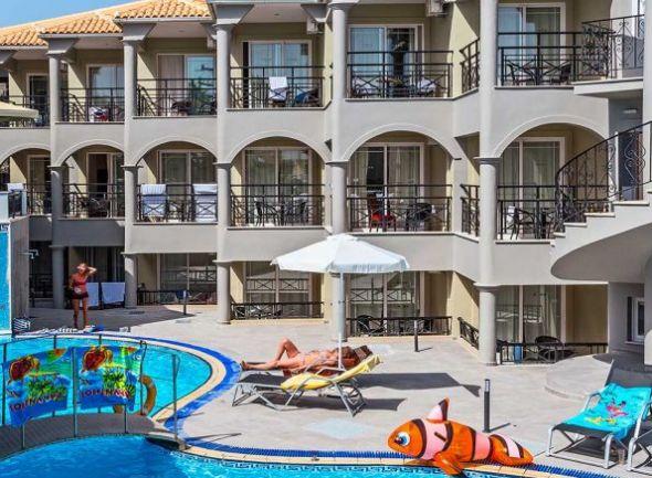 Hotel White Olive Premium - Laganas, Zaktnthos