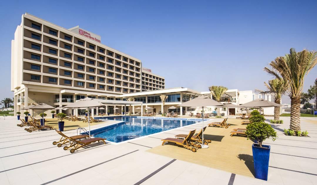 Hotel Hilton Garden Inn Ras Al Khaimah, Emiraty Arabskie