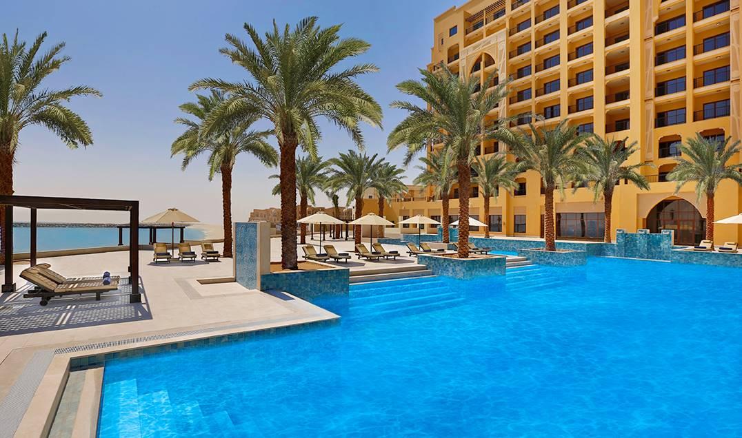 Double Tree by Hilton Marjan Island, Dubaj