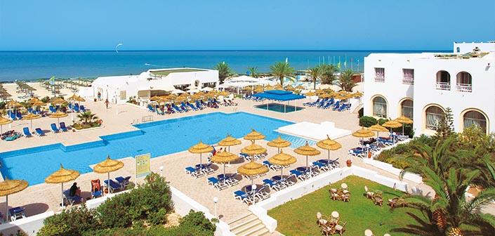 Hotel Club Calimera Yati Beach, Djerba, Tunezja