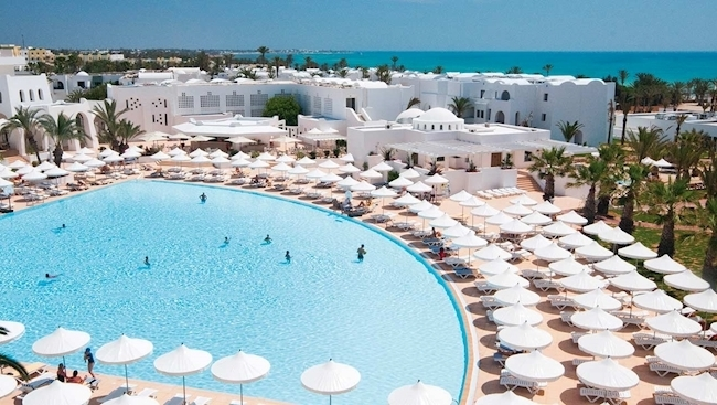 Hotel Club Palm Azur, Djerba, Tunezja