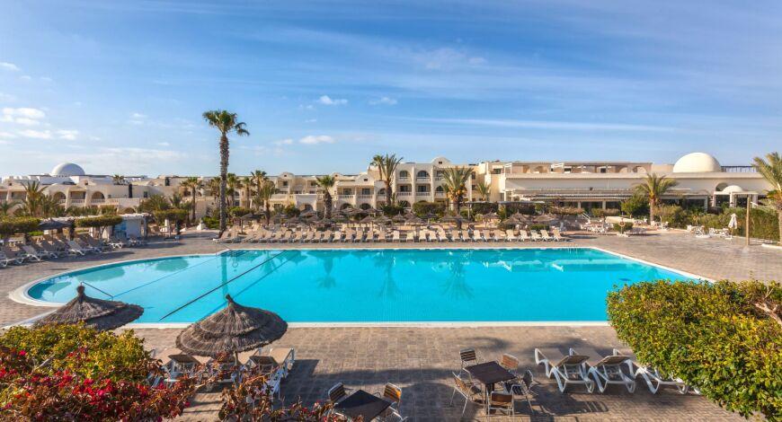 Hotel Djerba Aqua Resort, Djerba, Tunezja