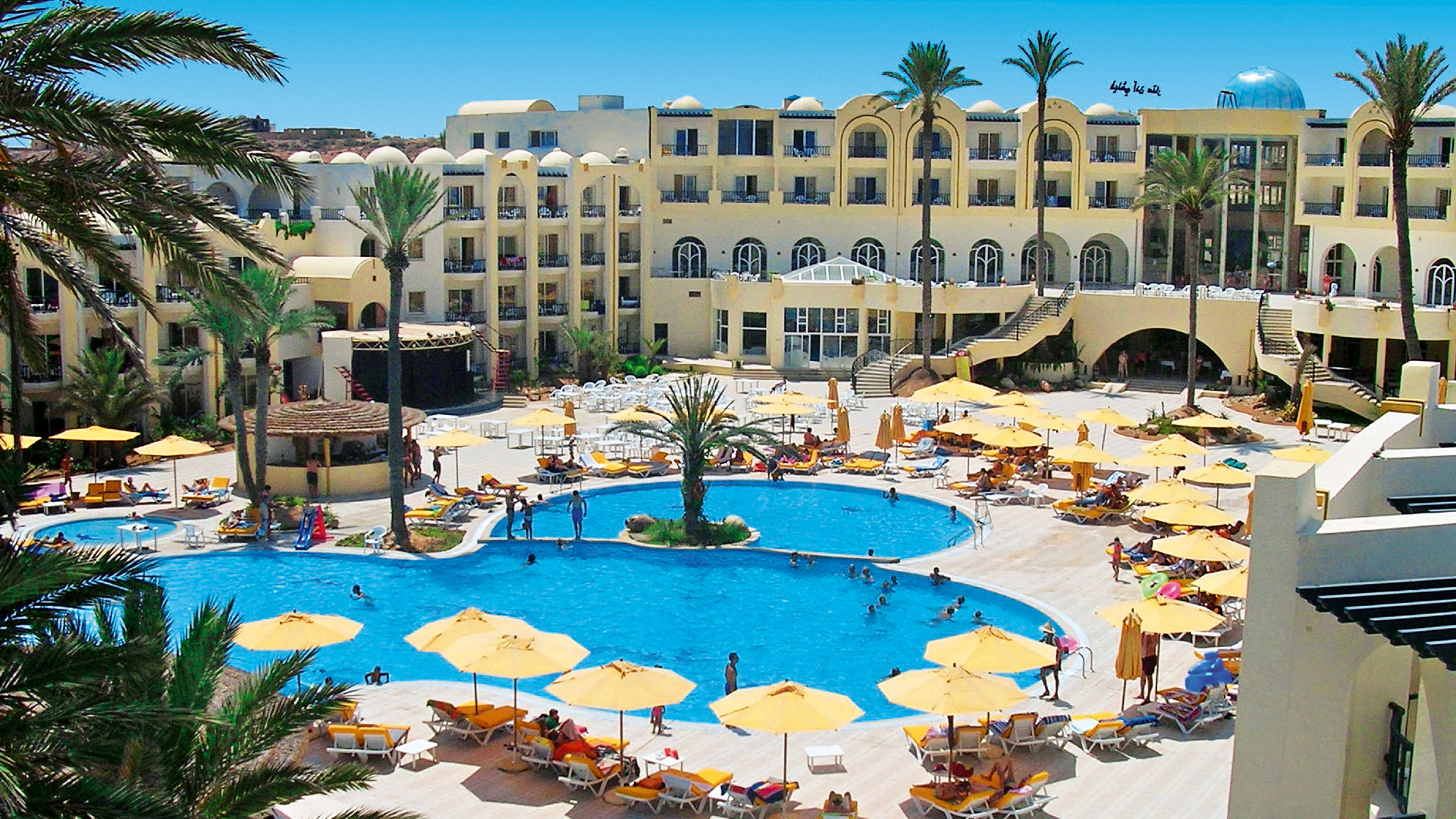 Hotel Eden Star, Djerba, Tunezja