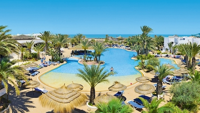 Hotel Fiesta Beach, Djerba, Tunezja