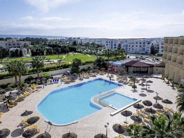 Hotel Houda Yasmine Hammamet