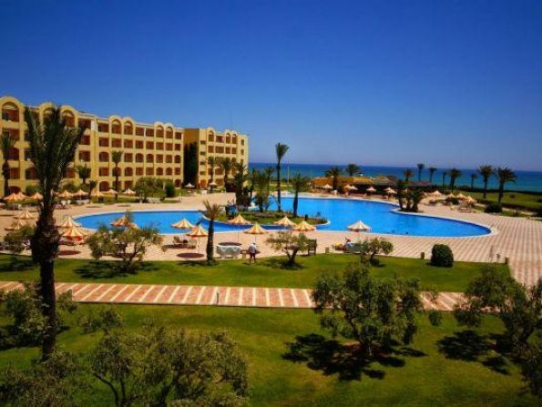 Hotel Nour Palace Thalasso & Golf
