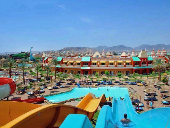 Sharm el Sheikh wakacje