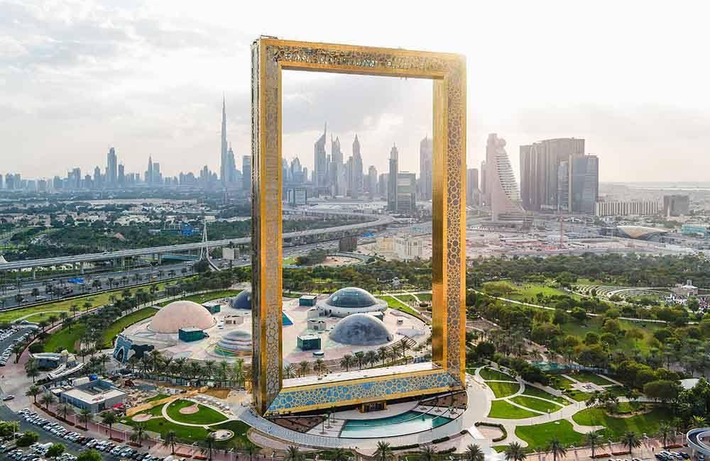 Dubai-Frame