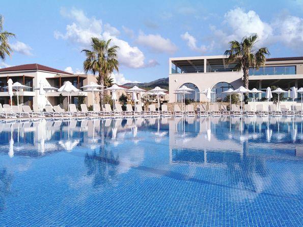 Hotel Almyros Beach, Acharavi, Korfu