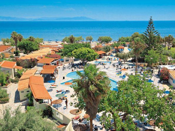 Hotel Atlantis, Lambi, Kos