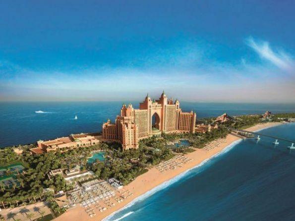 Hotel Atlantis The Palm, Dubaj, Emiraty Arabskie