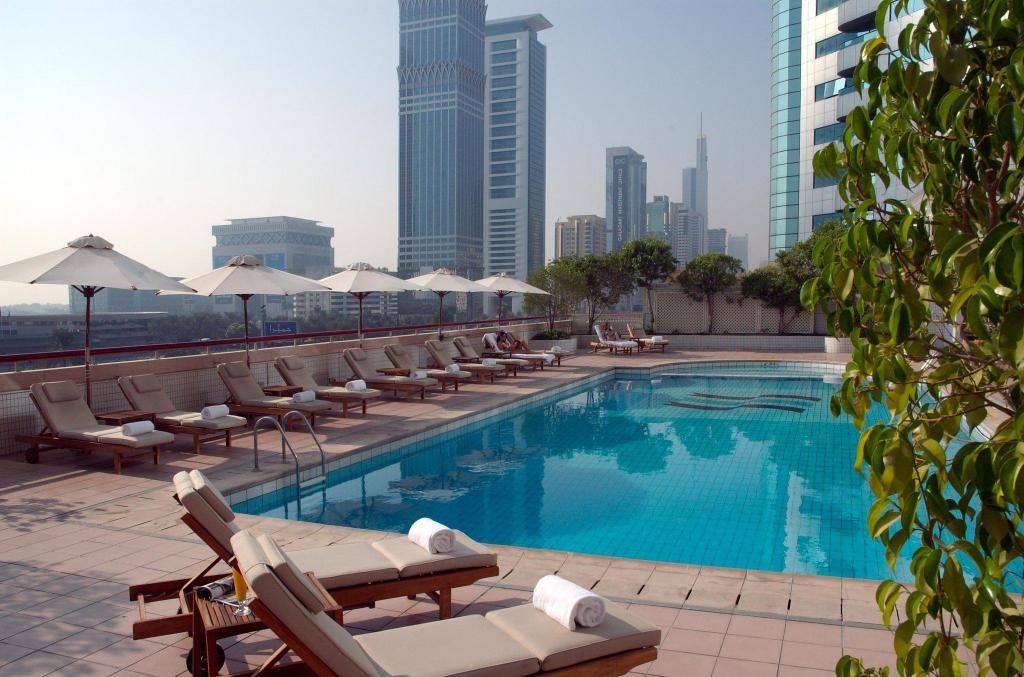 Hotel Crowne Plaza, Dubaj, Emiraty Arabskie