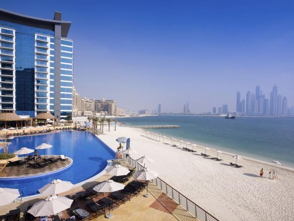Hotel Dukes the Palm a Royal Hideaway, Dubaj, Emiraty Arabskie