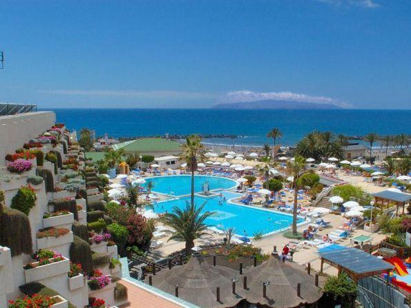 Hotel Gala, Playa de las Americas, Teneryfa