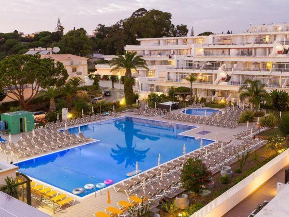 Hotel Muthu Club Praia da Oura, Albufeira, Portugalia