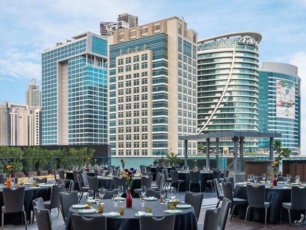 Hotel Radisson Blu Resort Waterfront, Dubaj, Emiraty Arabskie