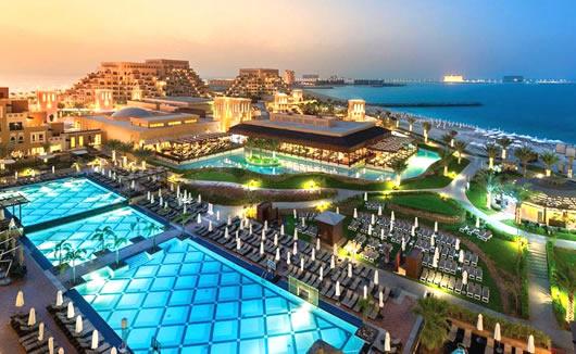 Hotel Rixos the Palm, Dubaj, Emiraty Arabskie