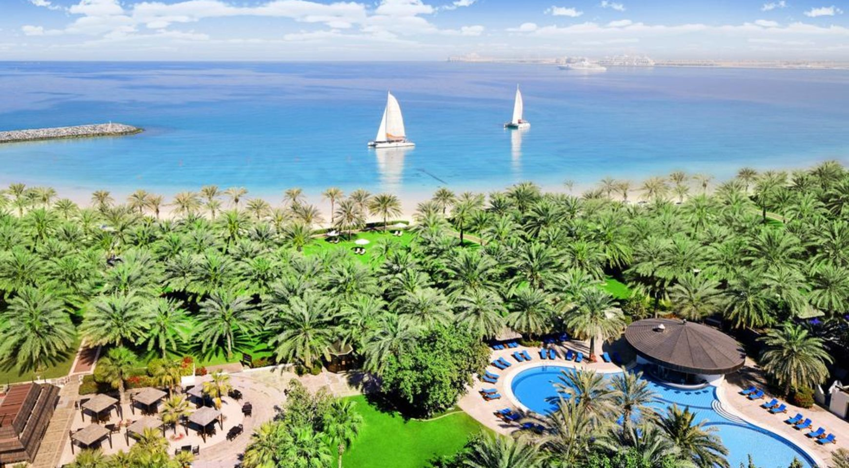 Hotel Sheraton Jumeirah Beach Resort, Dubaj, Emiraty Arabskie