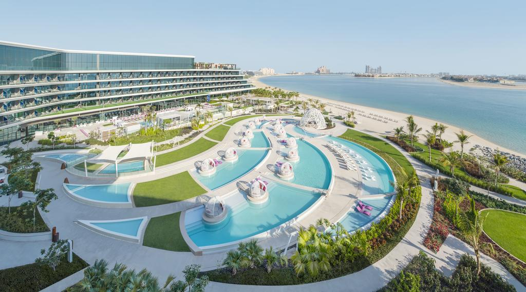 Hotel W Dubai The Palm, Dubaj, Emiraty Arabskie