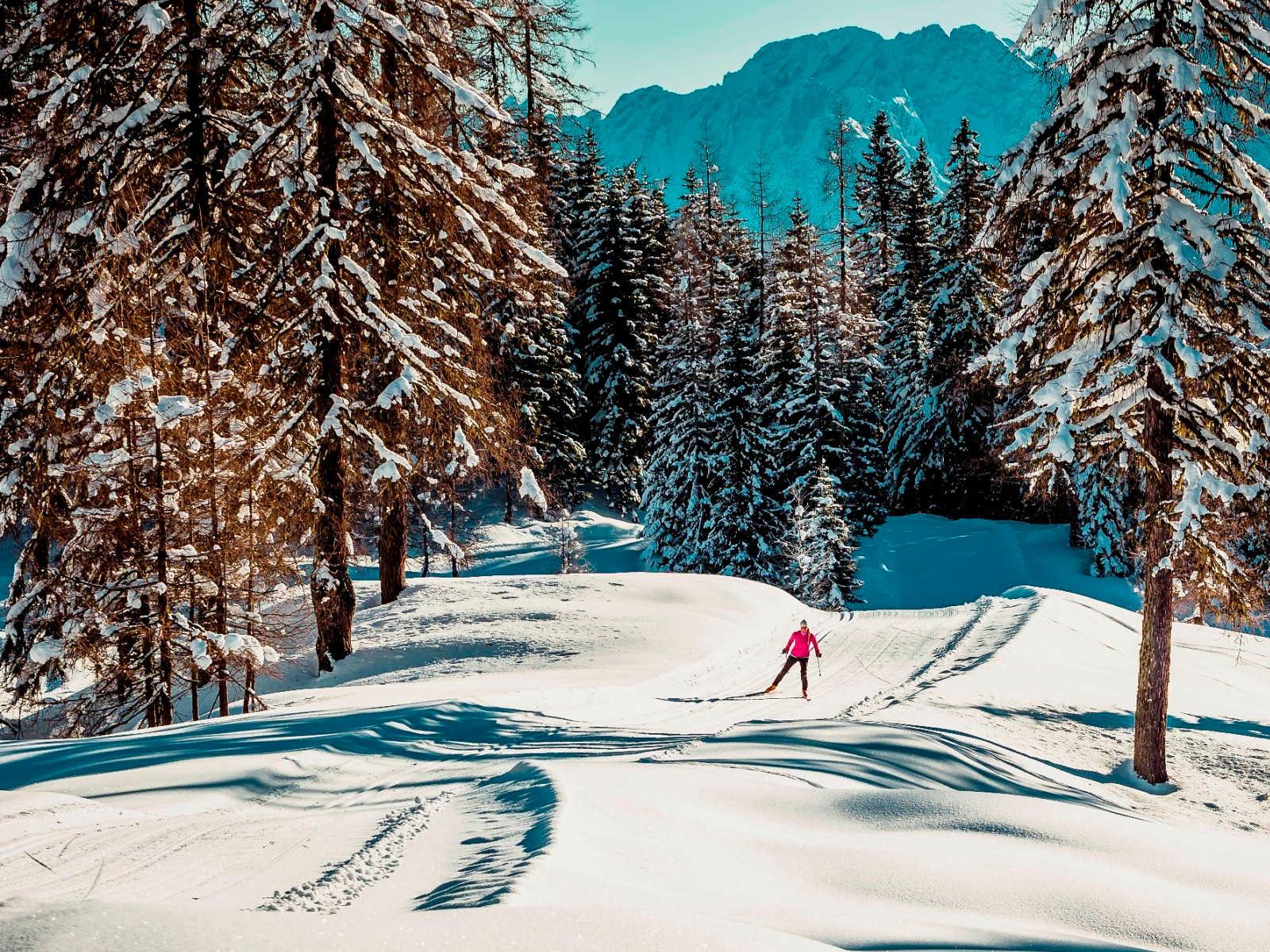 Włochy narty