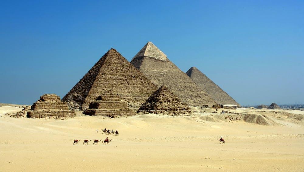 Egipt wakacje