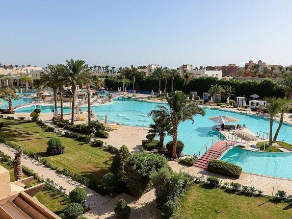 Hotel Cooee Prima Life Makadi, Hurghada, Egipt