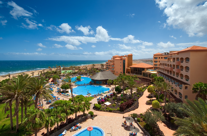 Hotel Elba Sara Beach & Golf Resort, Fuerteventura