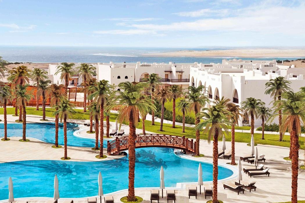 Hotel Hilton Marsa Alam, Egipt