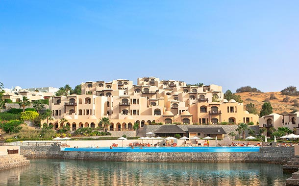 Hotel The Cove Rotana, Ras Al Kaimah, Emiraty Arabskie